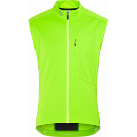 Endura Windchill Vest Men, hi-viz green